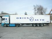 Грузоперевозки от 1-30тн/ Freight transportation 1-30tns